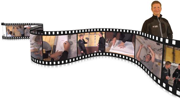 ISOVER live – Web TV für Handwerker