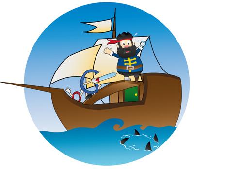 Pirate- und Pidgeon Updates von Google