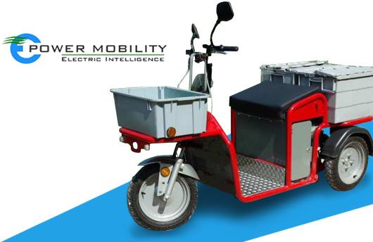 Ökonomisch, ökologisch & leise – die Elektrofahrzeuge von EP Mobility