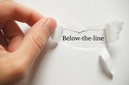 Below-the-line-Marketing