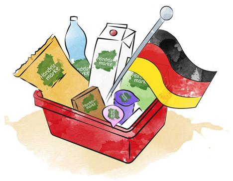 Deutschland – ein Land der Handelsmarken?