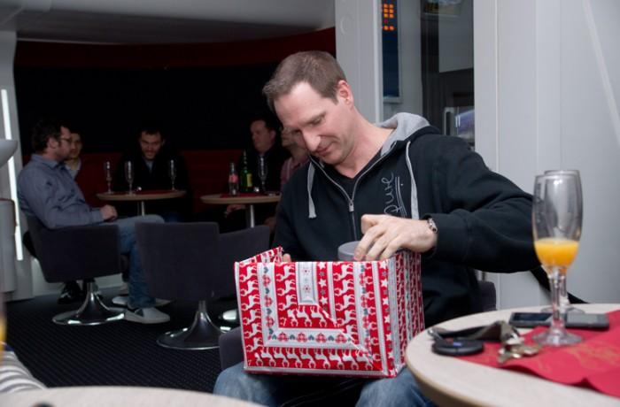 Weihnachtsgeschenke für Thomas Margraf-Angotti