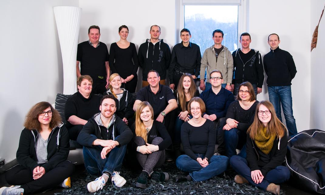 tma pure Team - 15 Jahre tma pure