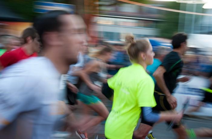tma pure beim Stadtlauf