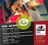 Anfängerkurse-Flyer KSC Bensheim