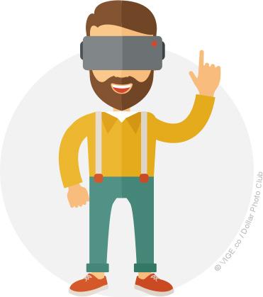 Virtual Reality und 360-Grad-Videos