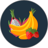 Social Media Paket Fruit Mix