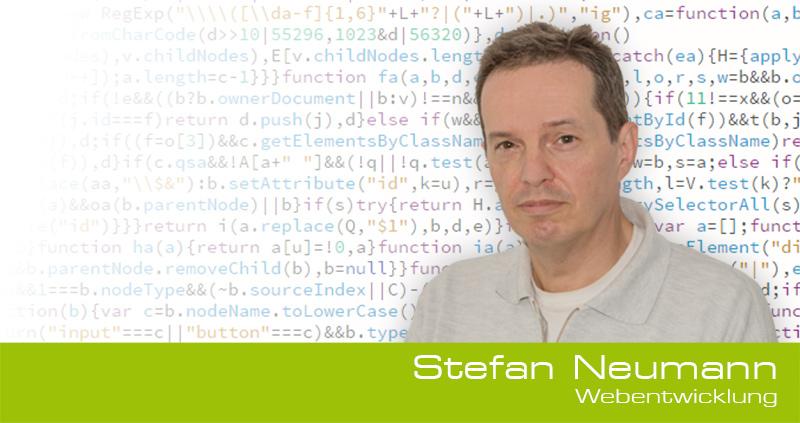 Stefan Neumann