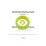 Mobile Google Ads-Werbung