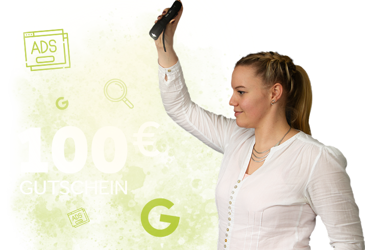 Jetzt 100€ Ads Gutschein sichern