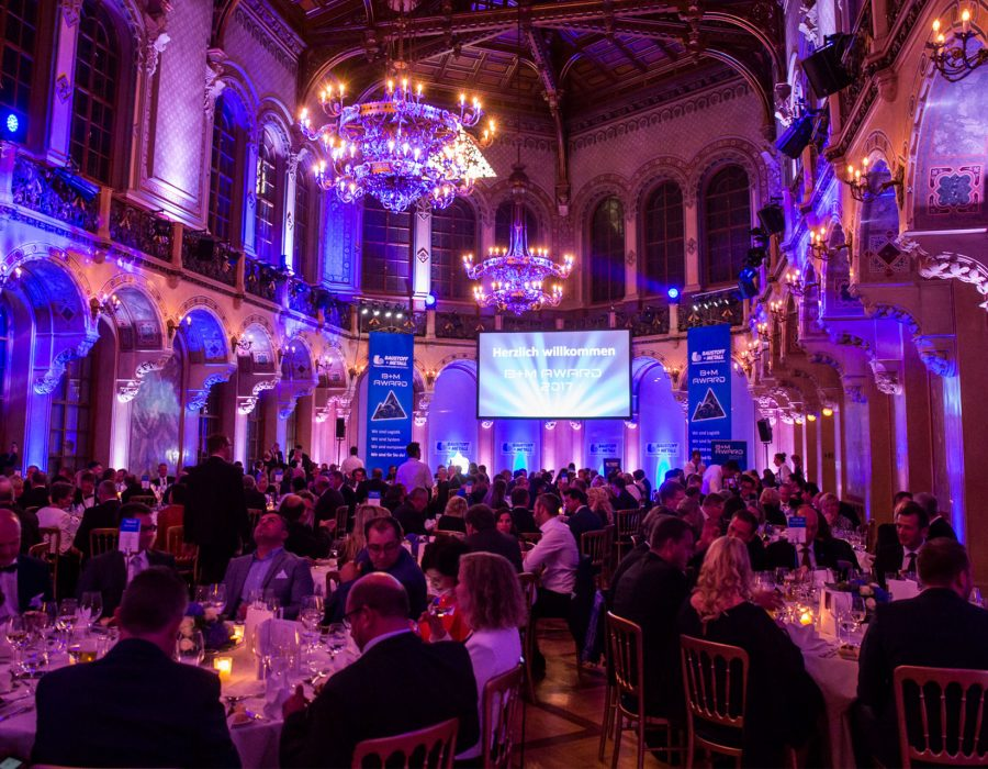 Baustoff + Metall Award 2017 in Wien