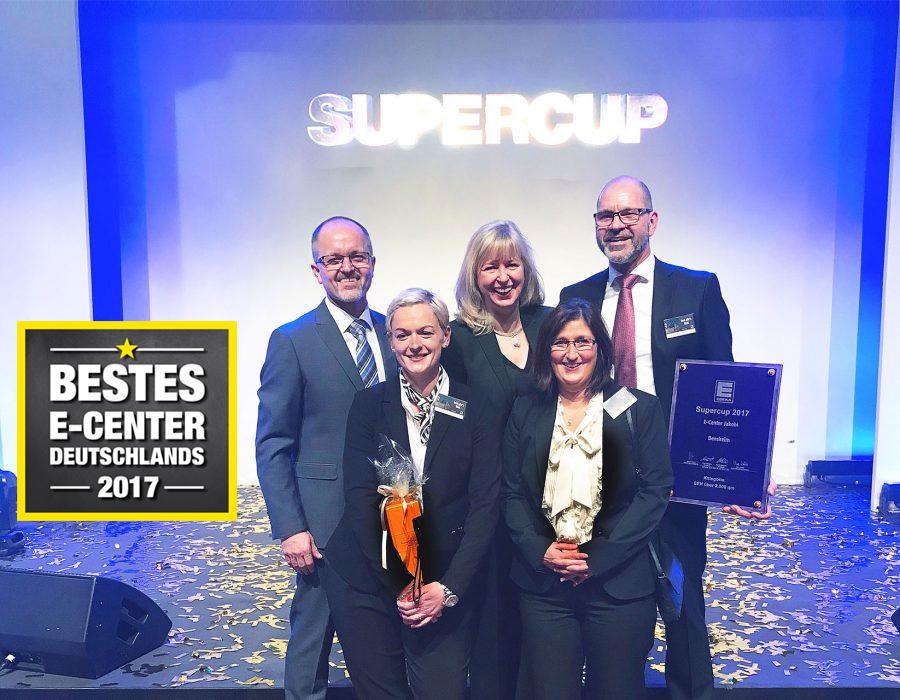 EDEKA Jakobi - Gewinner EDEKA Supercup 2017