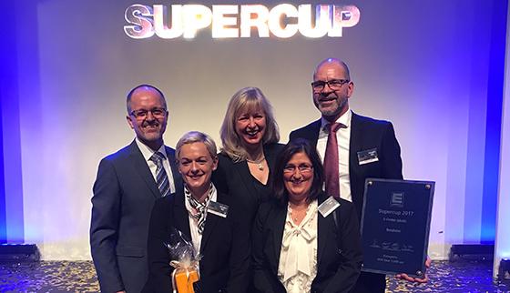 E-Center Jakobi Bensheim gewinnt den Supercup 2017