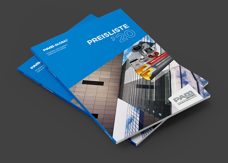 PAM Global Preisliste 2020