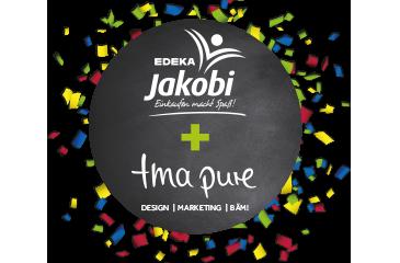 EDEKA JAKOBI + TMA PURE = SUPERGEIL