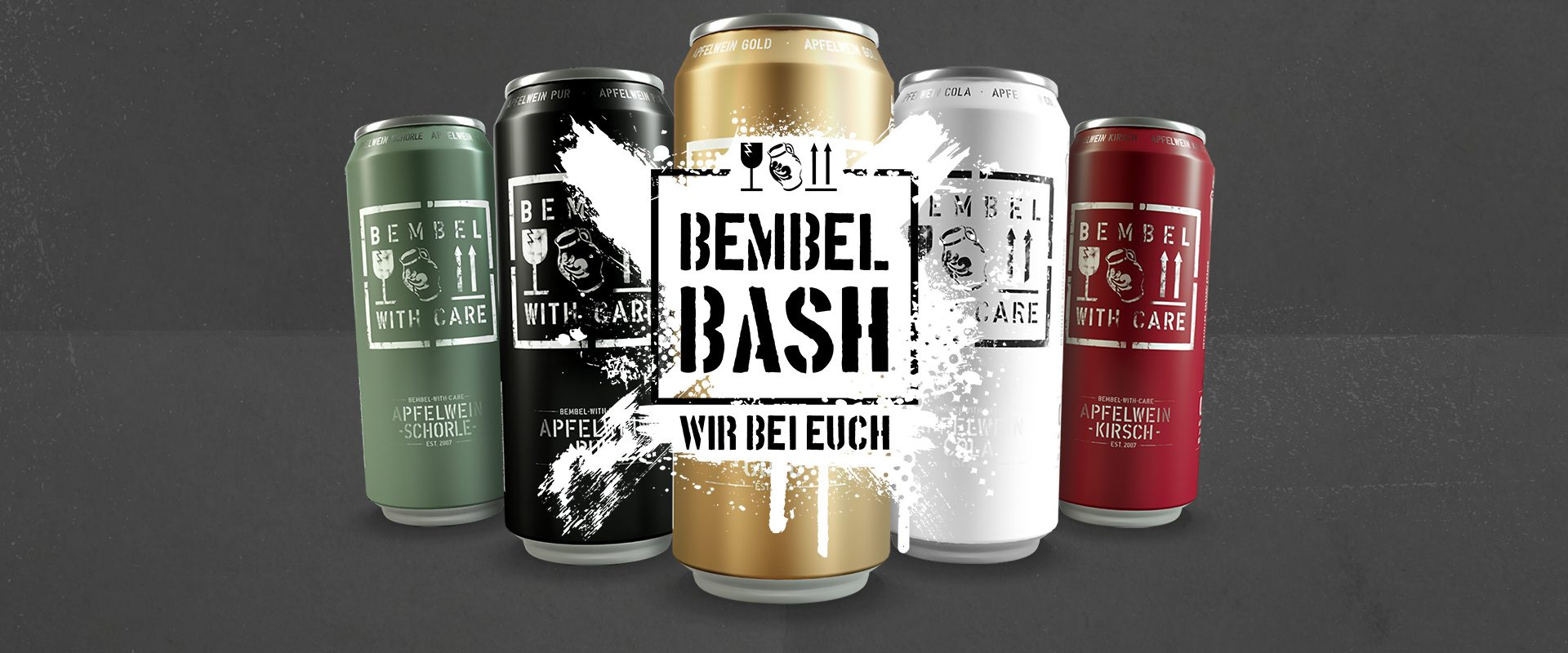 BEMBEL-WITH-CARE Bembel-Bash
